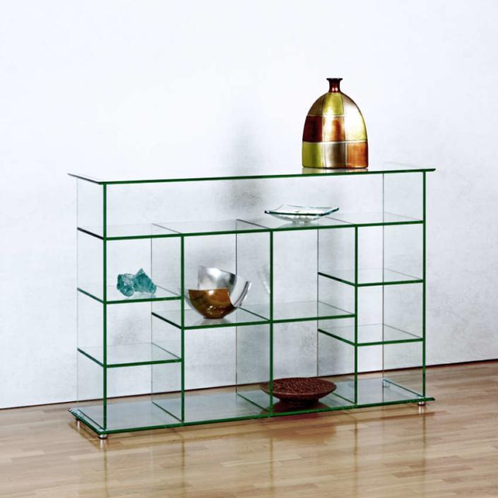 Glasregale in höchster Vollendung - Design und Perfektion ...